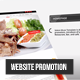 Clean Website Promotion - VideoHive Item for Sale