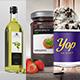 Food Packaging Mock-up Bundle - GraphicRiver Item for Sale
