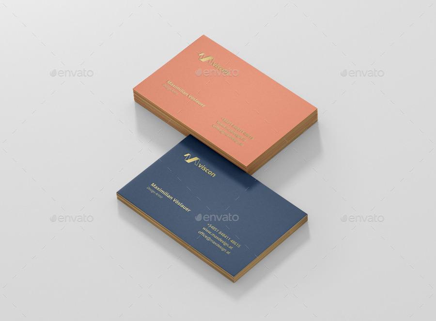 Business cards mock ups by visconbiz graphicriver business cards mock ups reheart Image collections