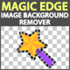 Magic Edge - Pure JavaScript Background Remover