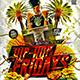 Flyer Hip-Hop Fridays Konnekt - GraphicRiver Item for Sale