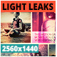 Download Light Leaks Pack II from VideHive