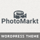 PhotoMarkt - Photography eCommerce Theme Nulled