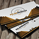 Solar Creative Business Card - GraphicRiver Item for Sale