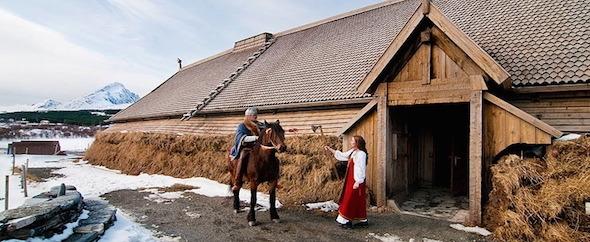 Viking lofoten northern norway culture 740
