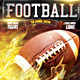 Collage Football - GraphicRiver Item for Sale