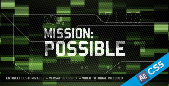 mission  possible by motionrevolver
