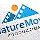 Nature Movie Logo Template - GraphicRiver Item for Sale