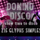 Domino Disco - GraphicRiver Item for Sale