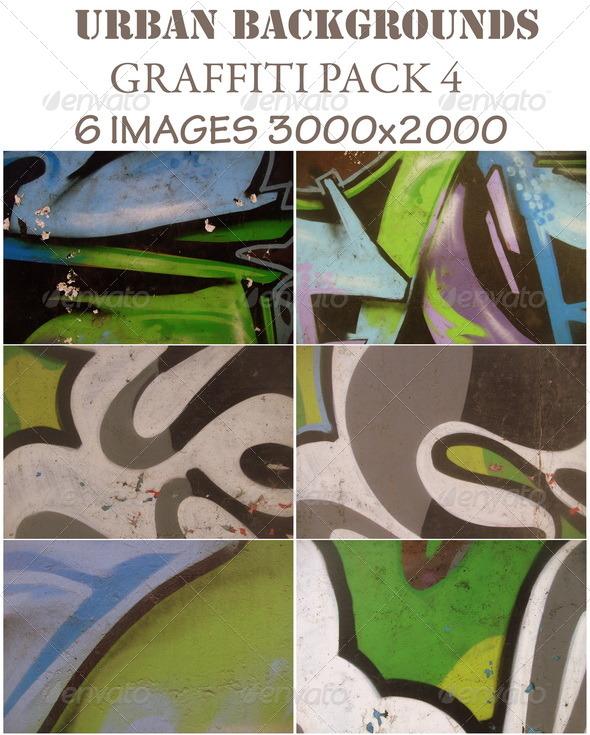 Urban backgrounds(v-4) - Art Textures