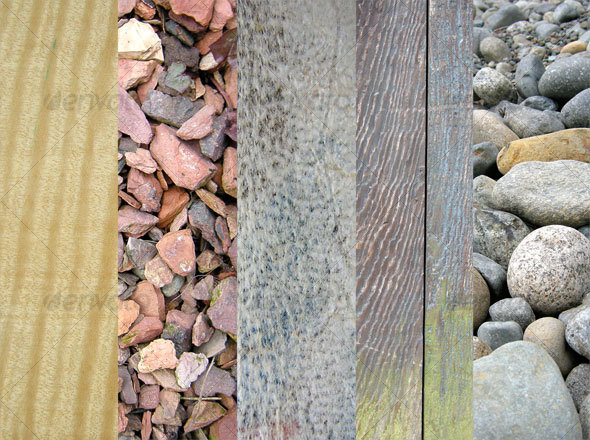 Natural Texture Pack 3 - Nature Textures