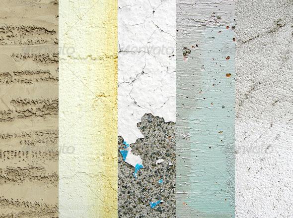 Concrete Texture Pack 2 - Concrete Textures
