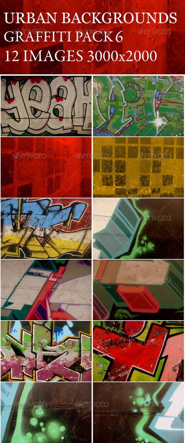 Urban backgrounds(v-6) - Art Textures