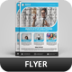 Corporate Flyer Template Vol 47 - GraphicRiver Item for Sale