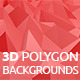 3D Polygon Backgrounds V2 - GraphicRiver Item for Sale