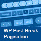 WP Post Break Pagination