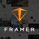 Framer - Multi-Purpose Bootstrap HTML5 Template - ThemeForest Item for Sale