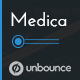 Medica - Unbounce Medical Landing Page Nulled