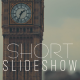 Short Slideshow - VideoHive Item for Sale