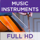 Music Instruments 02 - VideoHive Item for Sale