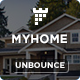 MYHOME - Real Estate Unbounce Template - ThemeForest Item for Sale