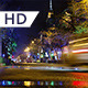 Night City Traffic HD - VideoHive Item for Sale