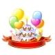 Birthday Cake  - GraphicRiver Item for Sale