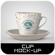 Cup | Mug Mock-Up - GraphicRiver Item for Sale
