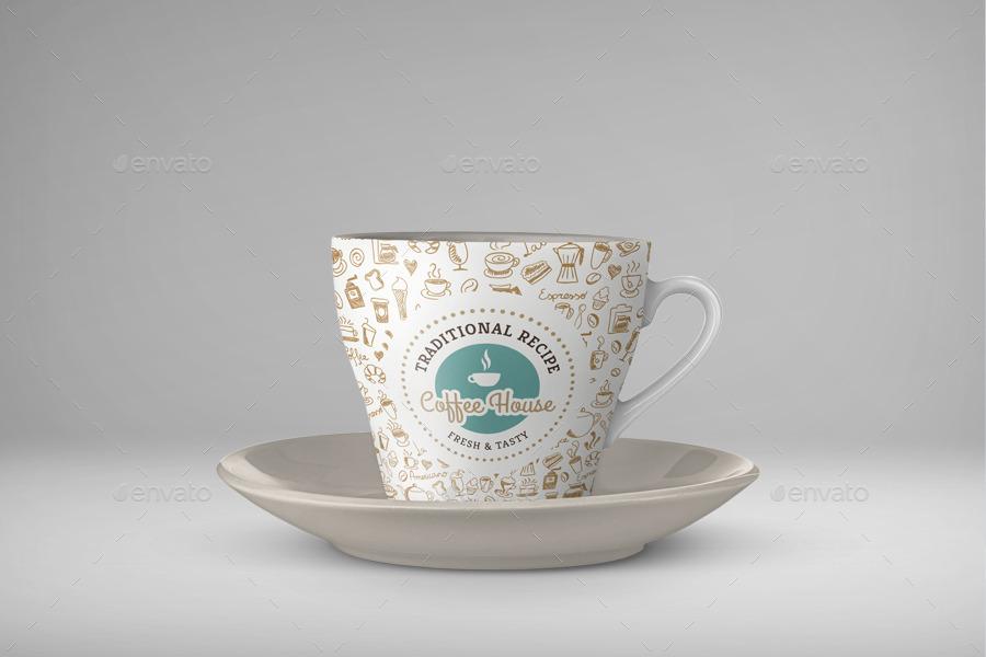 Cup Mug Mock Up By Eugene Design Graphicriver