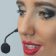Beautiful Girl Operator Call Center - VideoHive Item for Sale