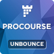 ProCourse - Unbounce eCourse Landing Page Template - ThemeForest Item for Sale