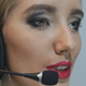 Girl Working in a Call Center - VideoHive Item for Sale
