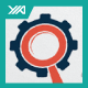 Repair Service - Supporting System Team Logo