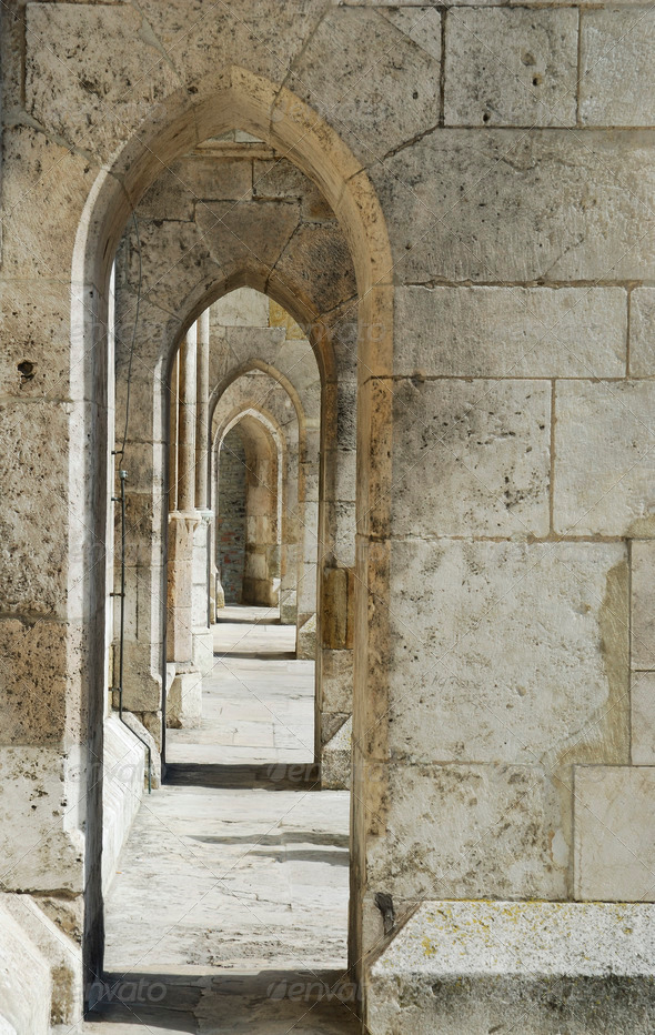 Archway - Stock Photo - Images