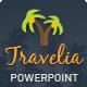 Travelia PowerPoint Presentation Template