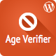 Age Verifier for WordPress - CodeCanyon Item for Sale
