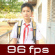 Student Boy Walking  - VideoHive Item for Sale