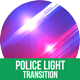 Police Light Transition - VideoHive Item for Sale