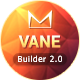 Vane Responsive Email + Template Builder Access - ThemeForest Item for Sale