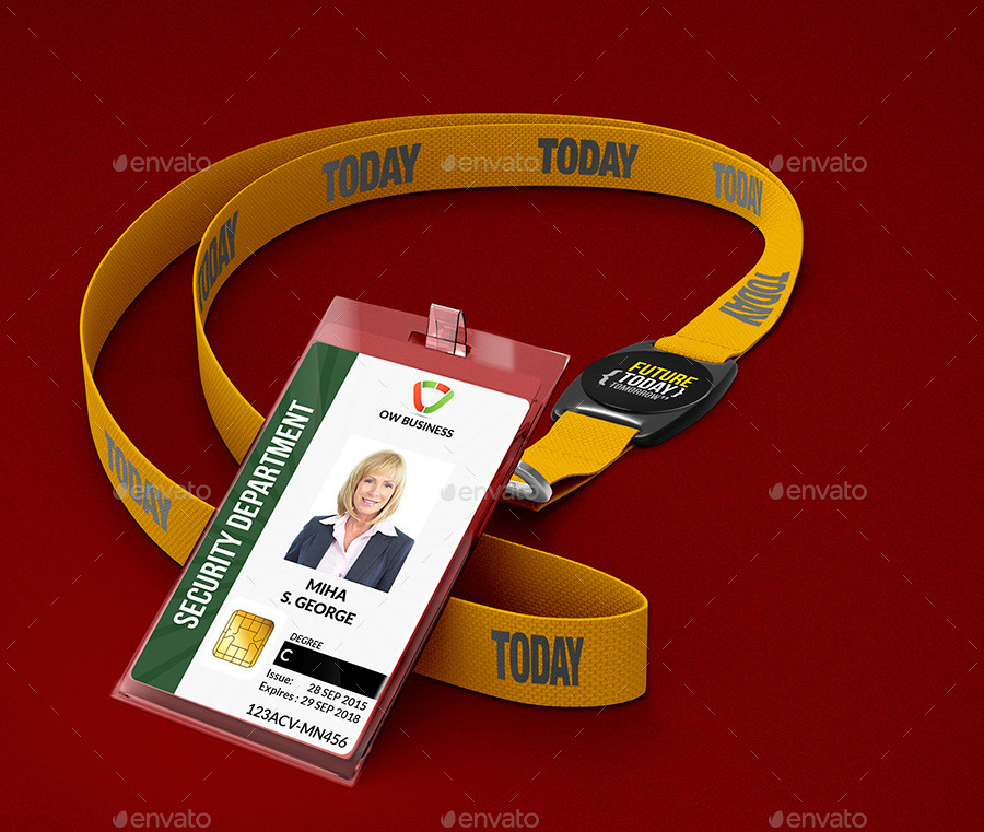Multipurpose Business ID Card by OWPictures | GraphicRiver