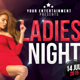 Ladies Night Flyer Template - GraphicRiver Item for Sale