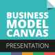 Business Model Canvas Presentation - GraphicRiver Item for Sale
