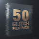 50 Glitch Film Pack - VideoHive Item for Sale