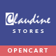 Claudine - Drag & Drop Responsive OpenCart Theme Nulled