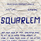 Squarlem Font - GraphicRiver Item for Sale