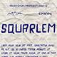 Squarlem Font - GraphicRiver Item for Sale