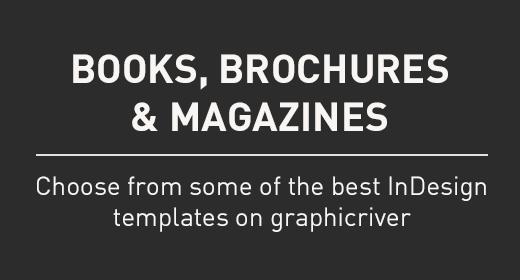 Books, Brochures & Magazines