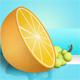 Bright Summer Website Header/Navigation - GraphicRiver Item for Sale