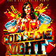 College Night Flyer  - GraphicRiver Item for Sale