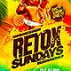 Summer Retox Flyer  - GraphicRiver Item for Sale
